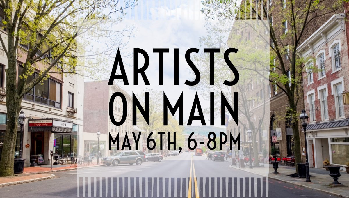 Artists on Main: May 6, 2017