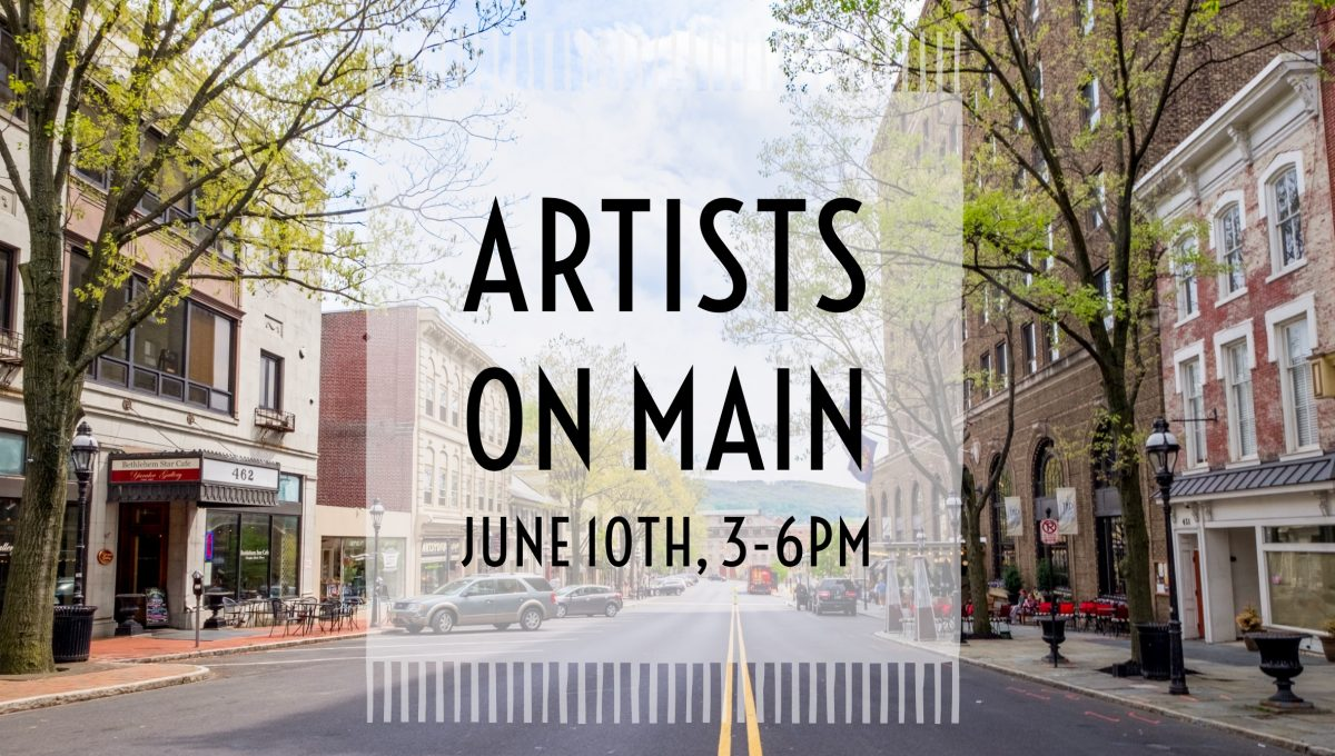Artists On Main: June 10, 2017