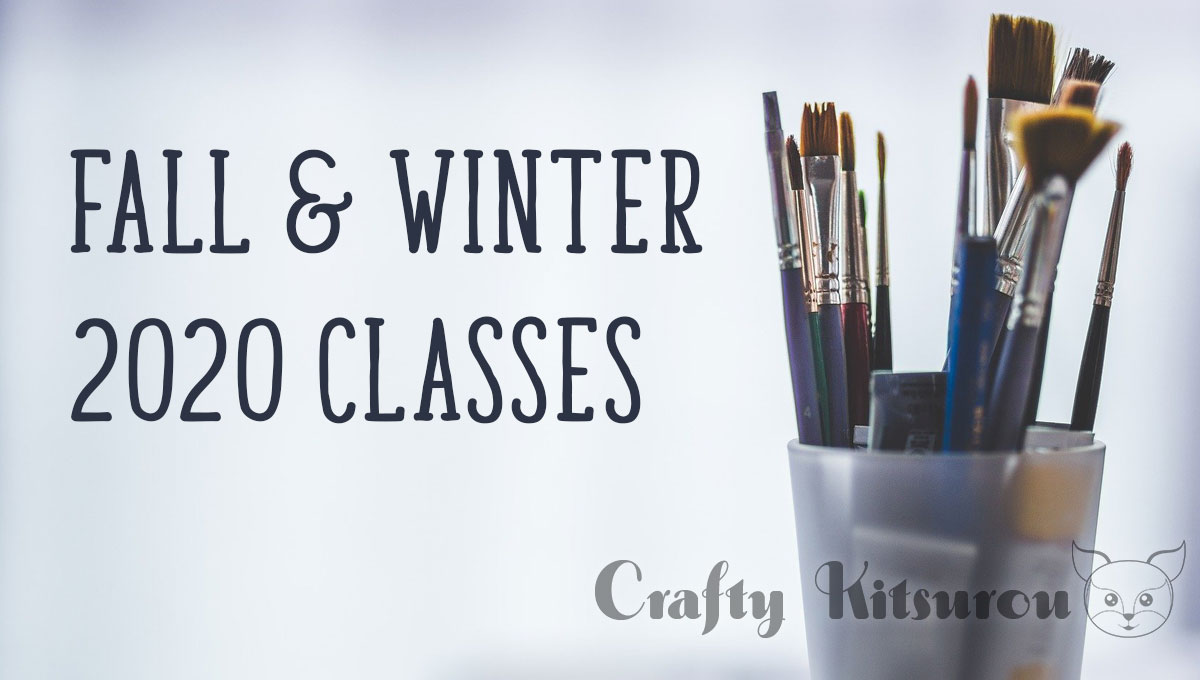 Fall & Winter 2020 Classes